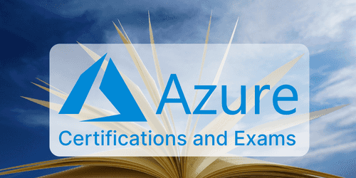 Find your way into data related Microsoft Azure certifications