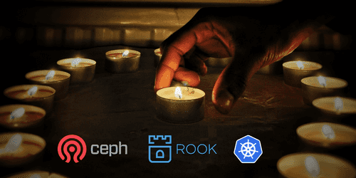 Expose a Rook-based Ceph cluster outside of Kubernetes