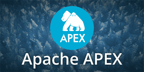 Apache Apex : l'analytique Big Data nouvelle génération